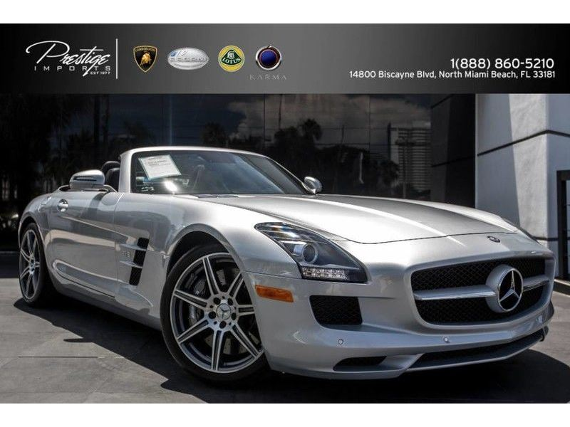 Mercedes Benz Sls Amg For Sale >> 2012 Mercedes Benz Sls Amg For Sale On Gocars