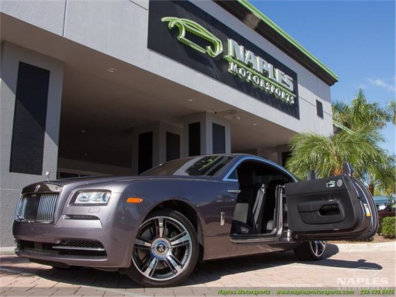 2016 Rolls-Royce Wraith for sale in for sale on GoCars