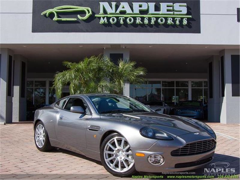 2005 Aston Martin Vanquish S for sale in for sale on GoCars
