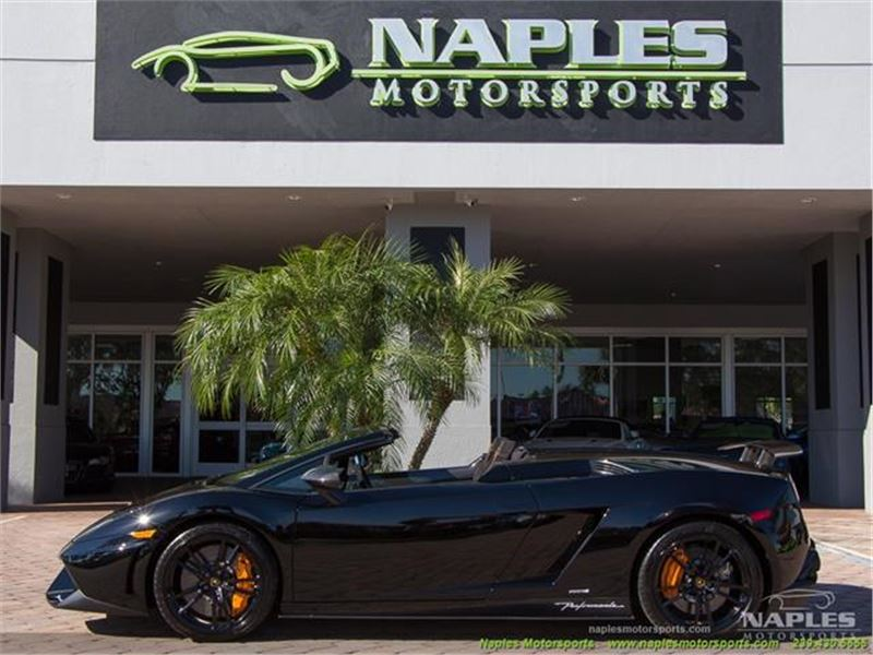 2014 Lamborghini Gallardo Lp 570 4 Performante For Sale Gc 28342