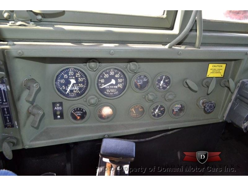 1984 AM General M923 for sale in for sale on GoCars