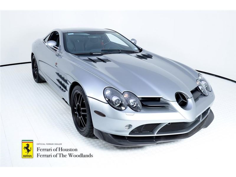 2007 Mercedes-Benz SLR 722 Edition for sale in Houston, Texas 77057