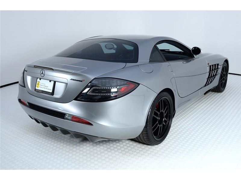 2007 Mercedes-Benz SLR 722 Edition for sale in for sale on GoCars