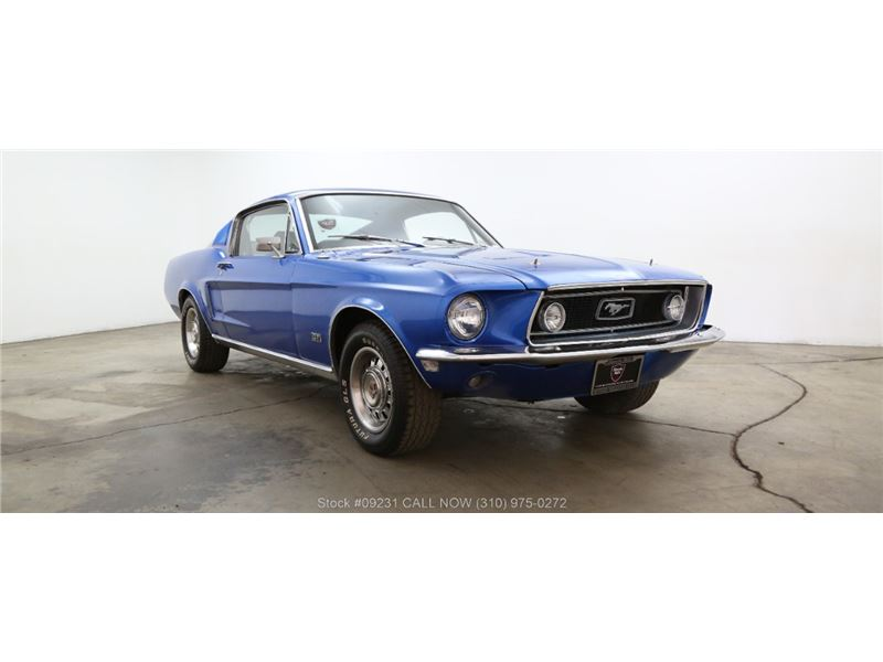1968 Ford Mustang Fastback for sale on GoCars