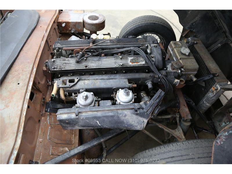 1968 Jaguar XKE Roadster for sale in for sale on GoCars