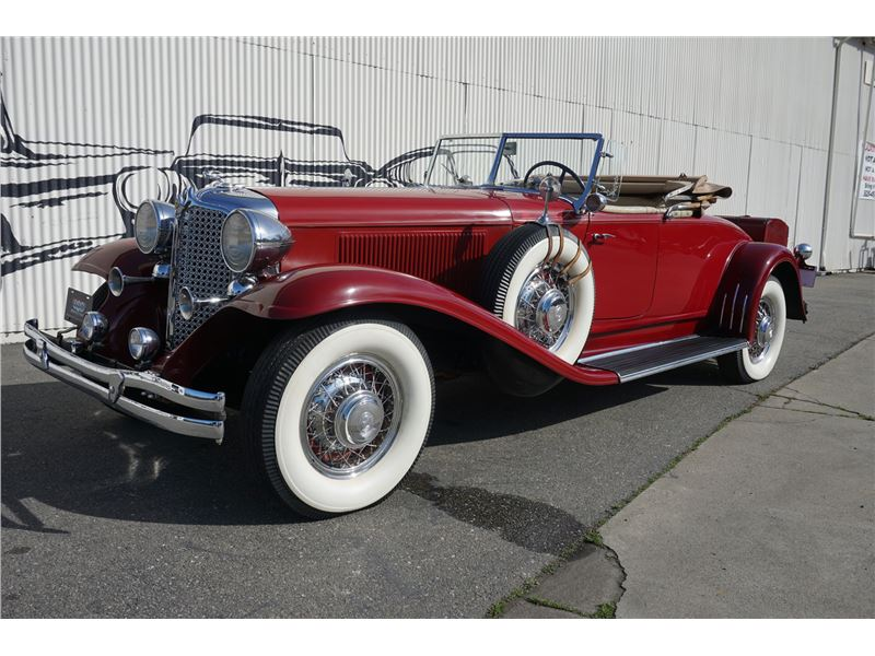 1931 Chrysler Imperial CG for sale in Pleasanton, California 94566