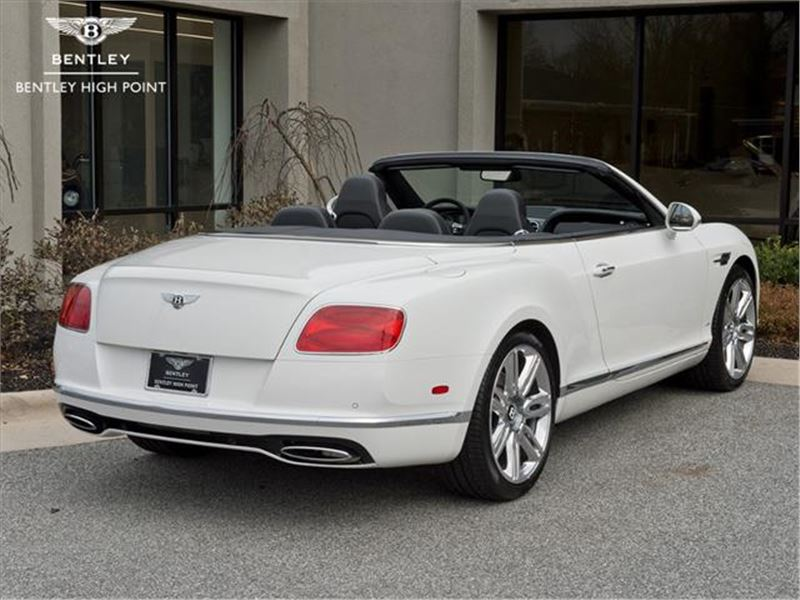 2018 Bentley W-12 Continental for sale in for sale on GoCars