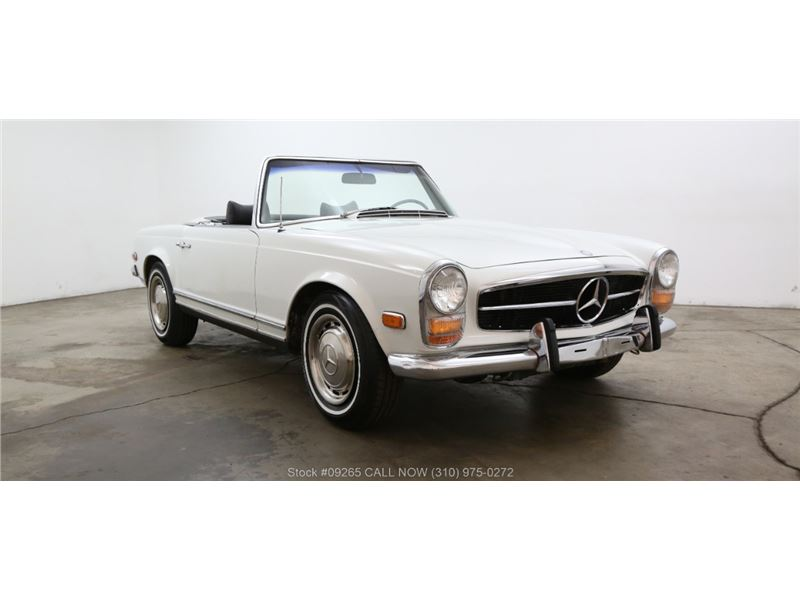 1969 Mercedes-Benz 280SL For Sale   GC-28577   GoCars