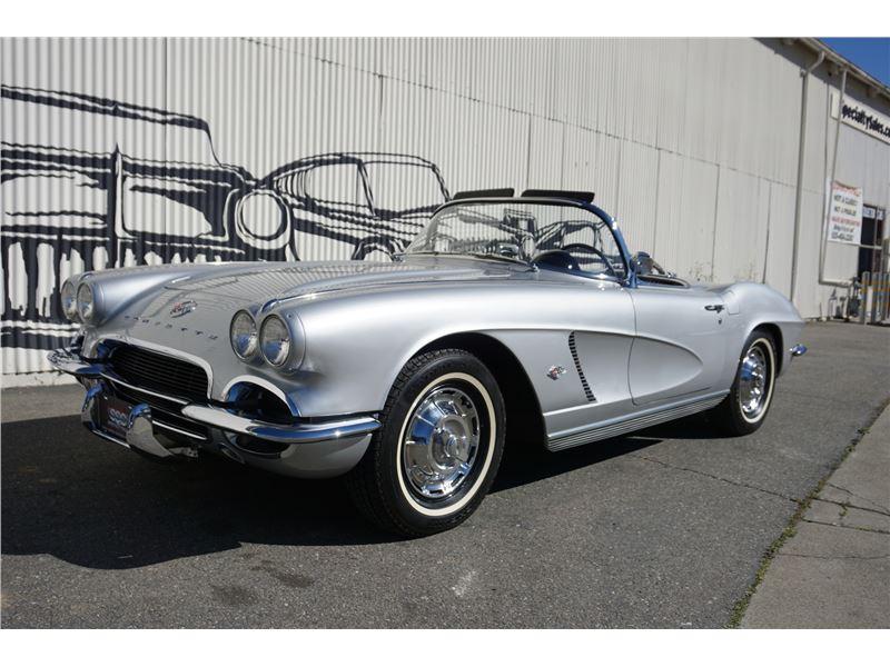 1962 Chevrolet Corvette for sale in Pleasanton, California 94566