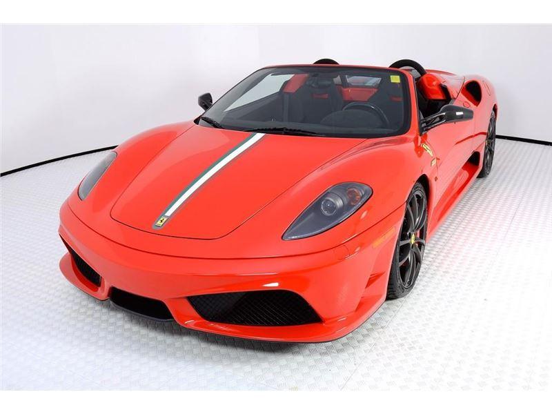 2009 Ferrari F430 Scuderia Spider 16m For Sale Gc 28653 Gocars