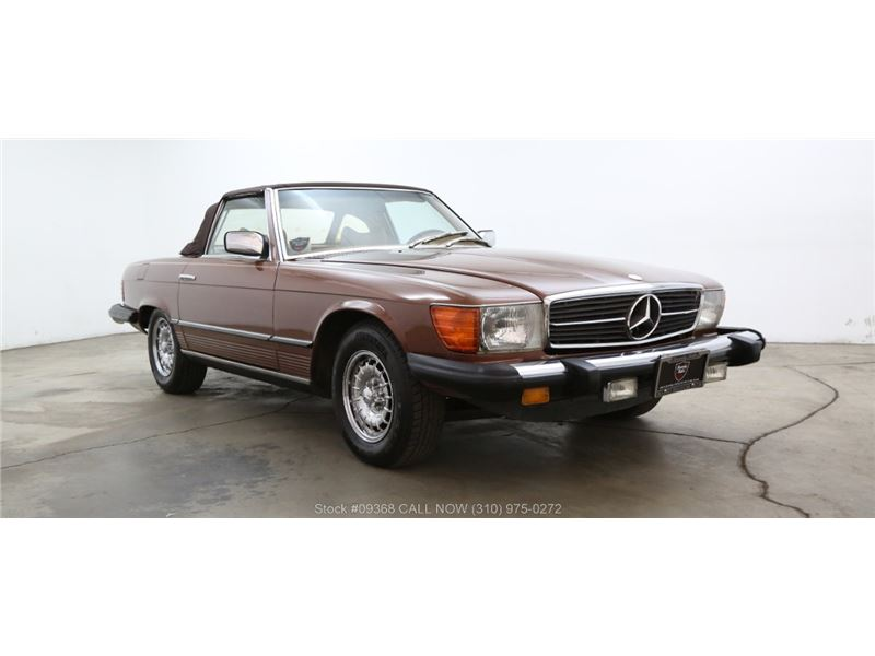 1978 Mercedes-Benz 450SL for sale in for sale on GoCars