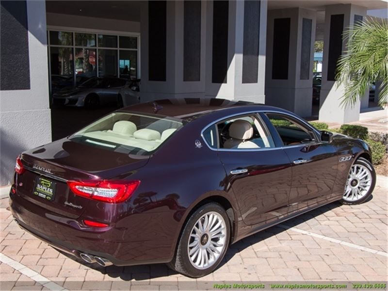 2014 Maserati Quattroporte S Q4 for sale in for sale on GoCars