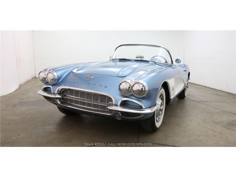 1961 Chevrolet Corvette for sale in for sale on GoCars