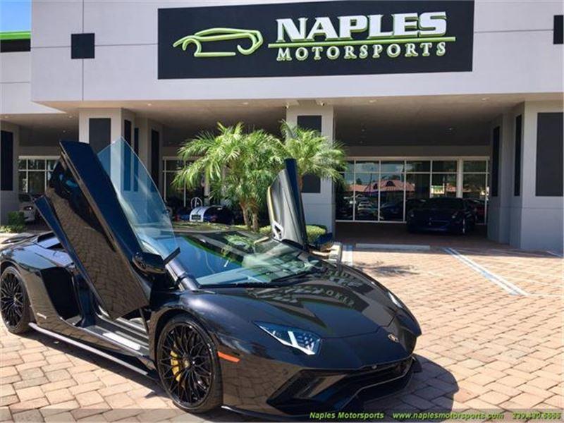 2018 Lamborghini Aventador Lp 740 4 S For Sale Gc 28824 Gocars