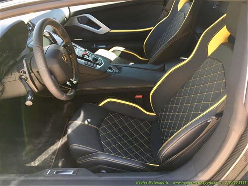 2018 Lamborghini Aventador LP 740-4 S for sale in for sale on GoCars