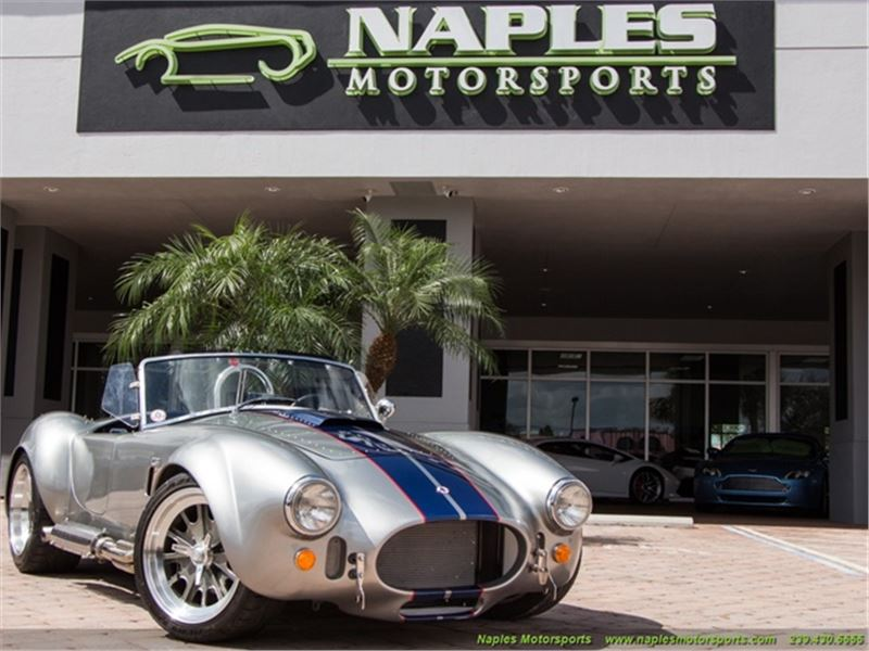 2014 Replica/Kit BackDraft Racing 427 Shelby Cobra Replica for sale in for sale on GoCars