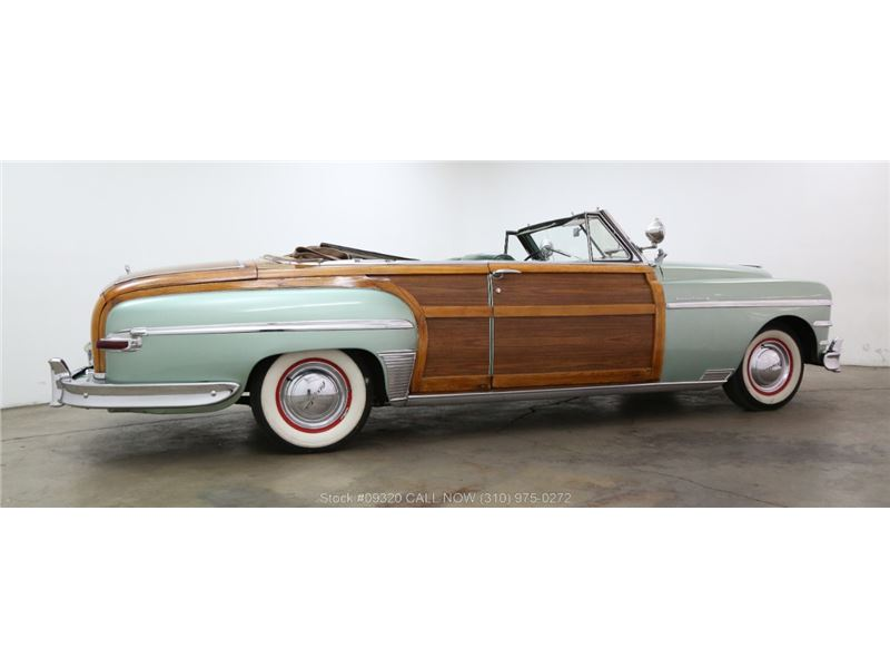 1949 Chrysler Town and Country Woody for sale in for sale on GoCars