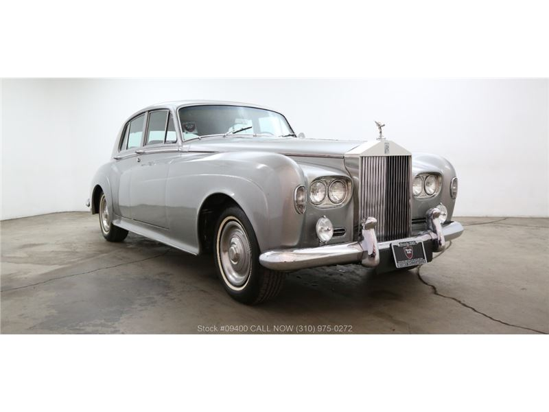 1965 Rolls-Royce Silver Cloud III LHD for sale in for sale on GoCars