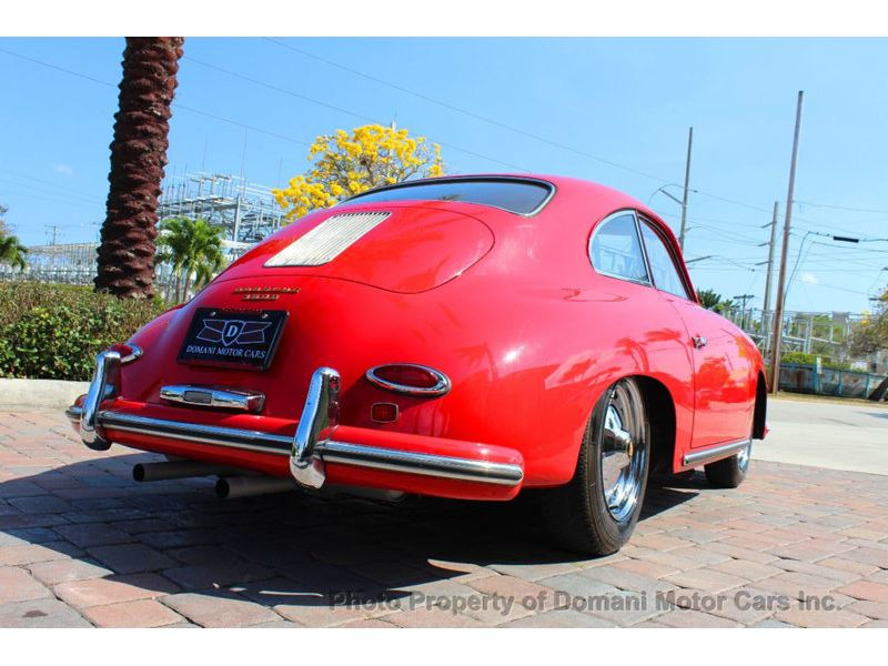 1957 Porsche 356 A Reutter Coupe for sale in for sale on GoCars