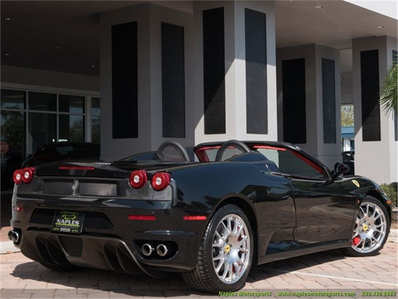 2008 Ferrari F430 Spider for sale in for sale on GoCars