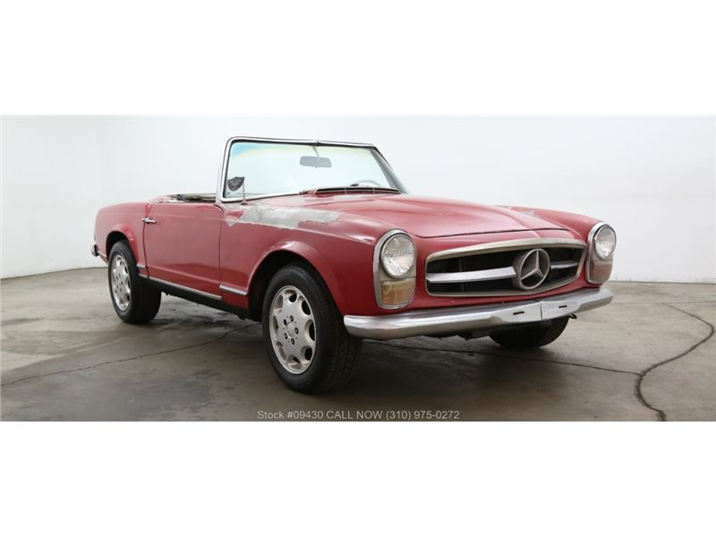 1967 Mercedes-Benz 230SL for sale in for sale on GoCars