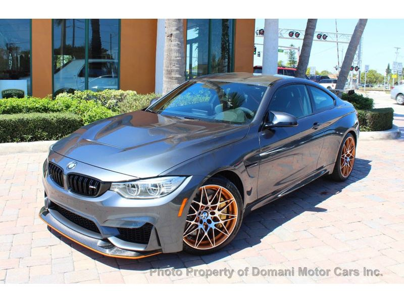 Bmw M4 Gts For Sale >> 2016 Bmw M4 Gts For Sale On Gocars