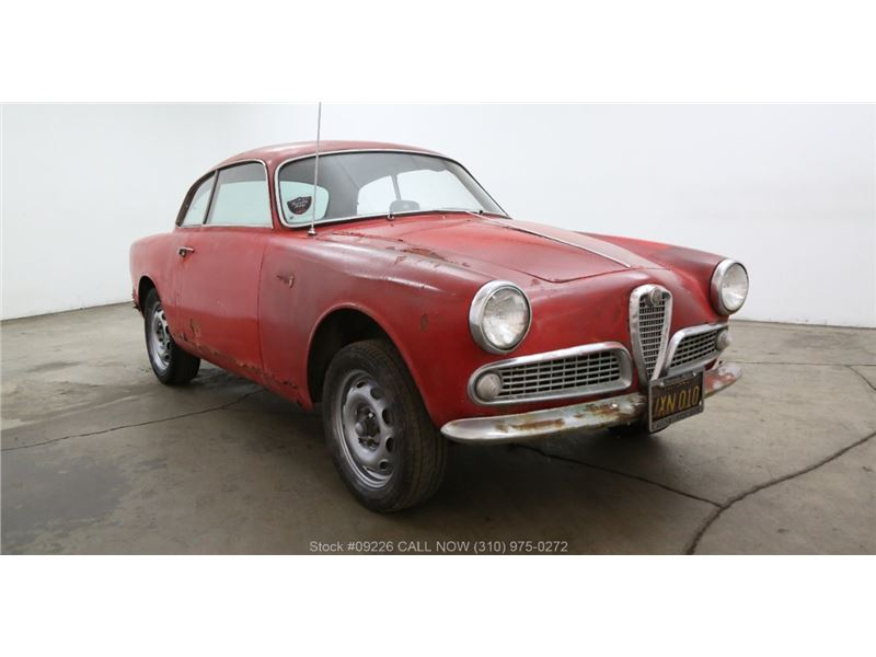 Alfa Romeo Giulietta Sprint For Sale GC GoCars - Alfa romeo giulietta 1960 for sale