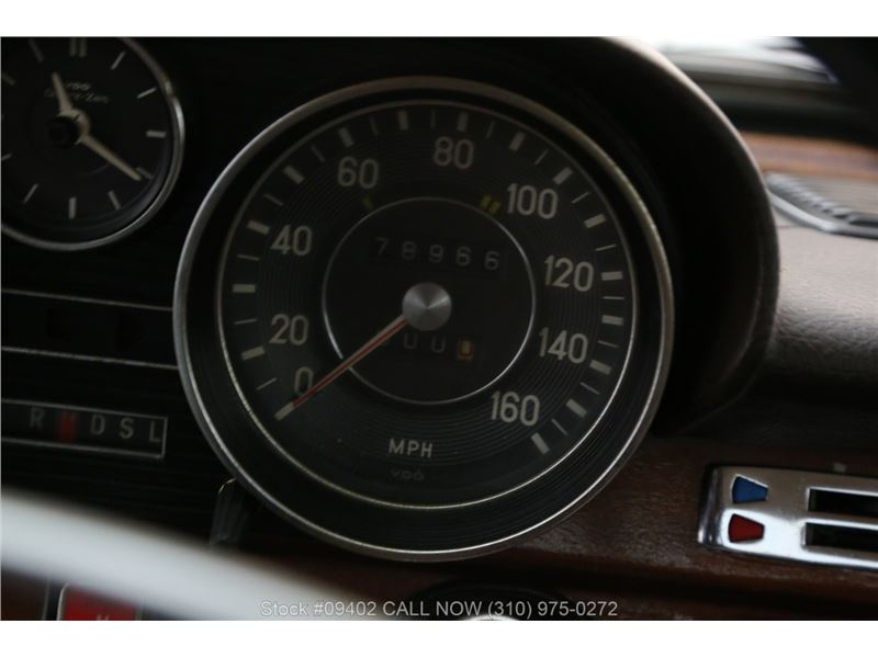 1970 Mercedes-Benz 280SE 4.5 for sale in for sale on GoCars