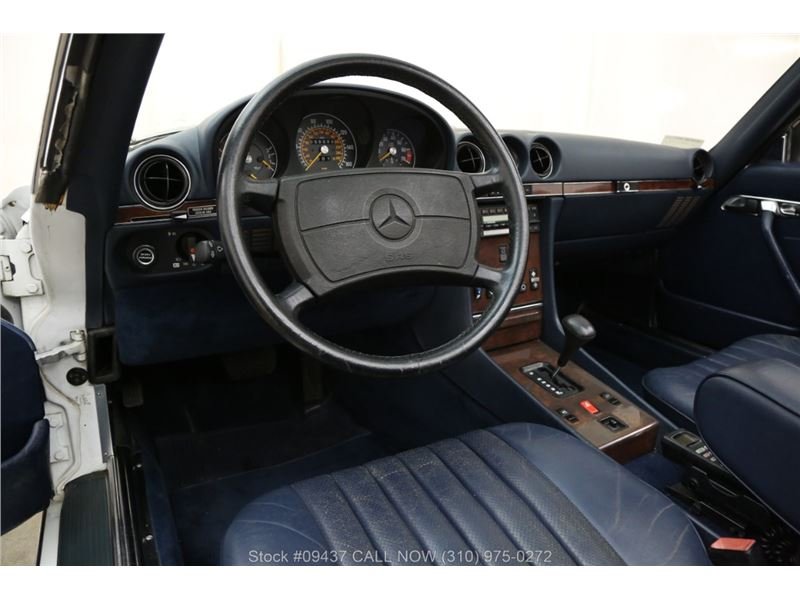 1986 Mercedes-Benz 560SL for sale in for sale on GoCars
