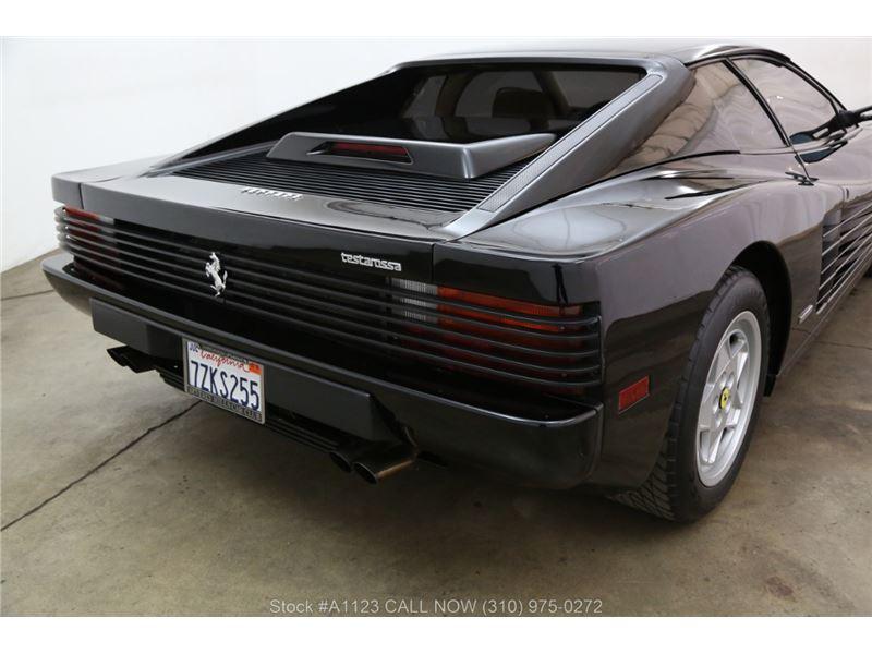 1990 Ferrari Testarossa For Sale Gc 28943 Gocars