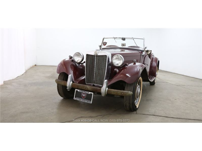 1953 MG TD for sale in for sale on GoCars