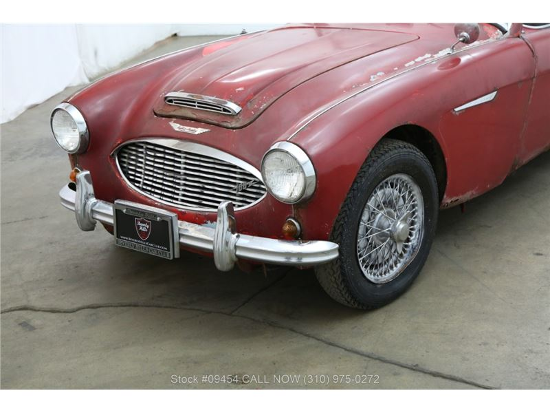 1957 Austin-Healey 100-6 BN4 for sale in for sale on GoCars