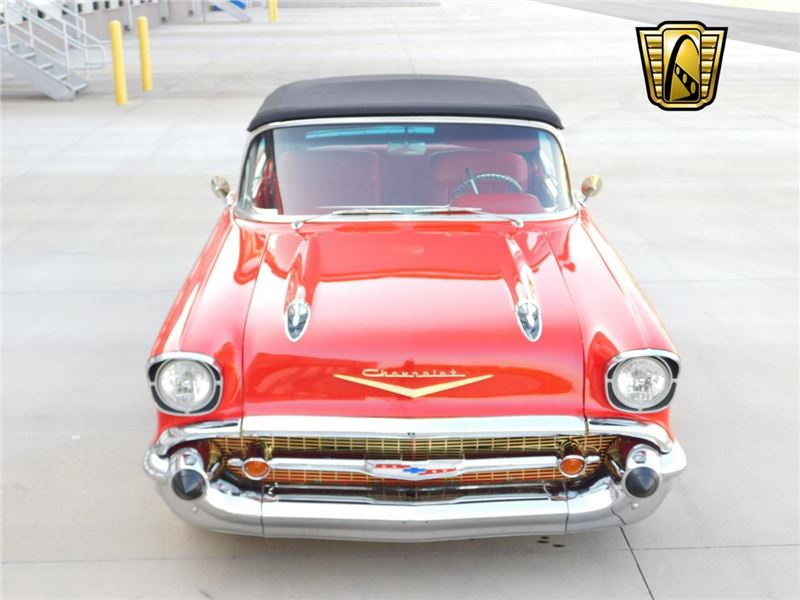 1957 Chevrolet Bel Air For Sale Gc 29053 Gocars