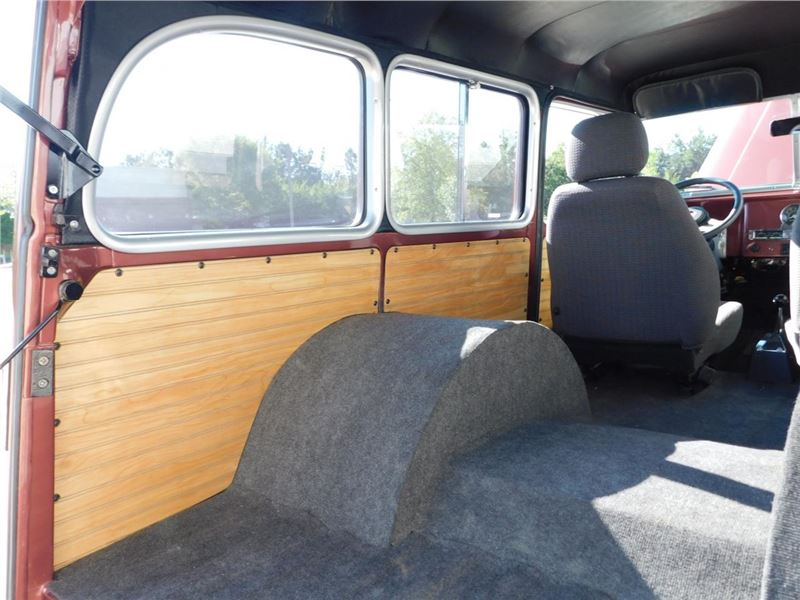 1950 Willys 473 Wagon for sale on GoCars
