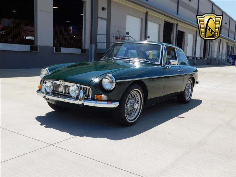 1967 MG MGB for sale on GoCars