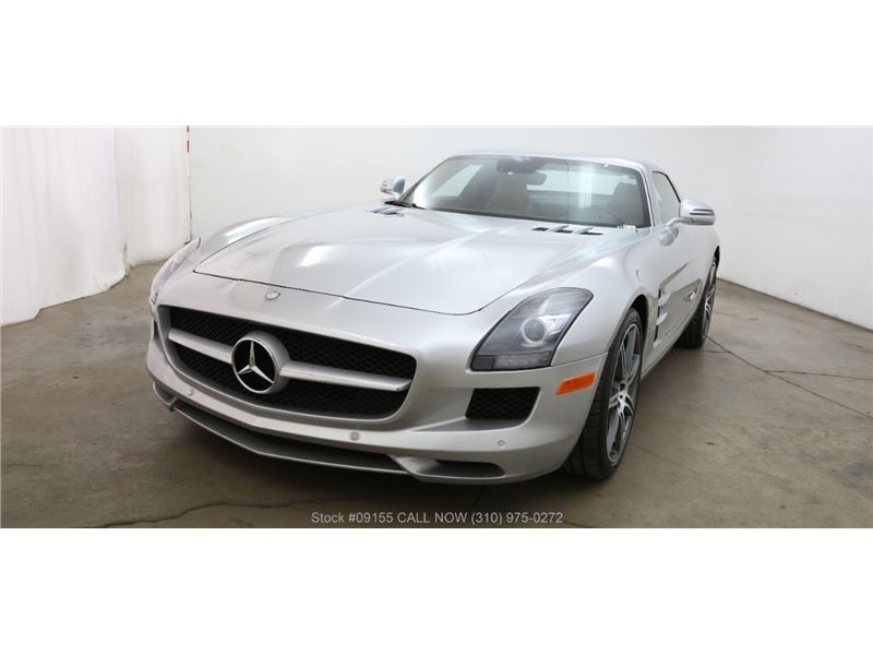 2012 Mercedes-Benz SLS for sale in for sale on GoCars