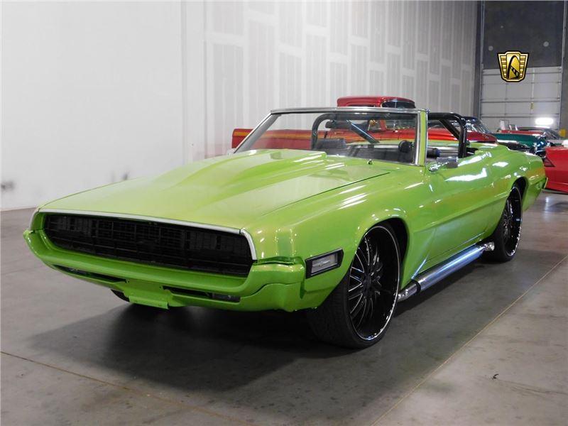 1968 Ford Thunderbird For Sale Gc 29238 Gocars