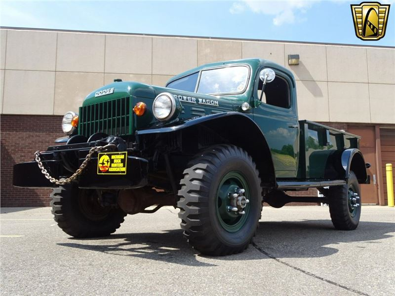 1946 Dodge Power Wagon For Sale Gc 29413 Gocars