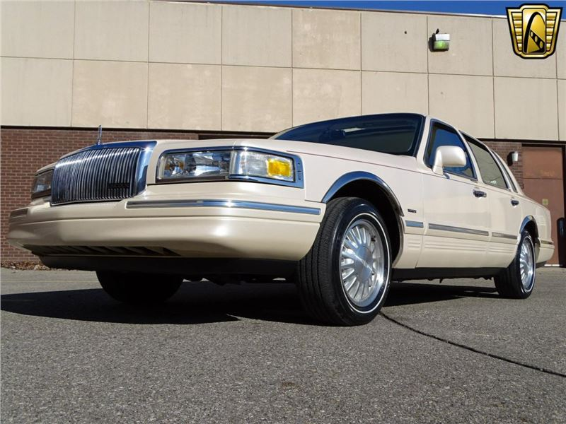 1997 Lincoln Town Car For Sale Gc 29486 Gocars