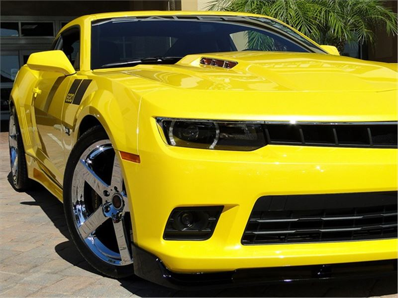 2014 Chevrolet Camaro for sale in for sale on GoCars