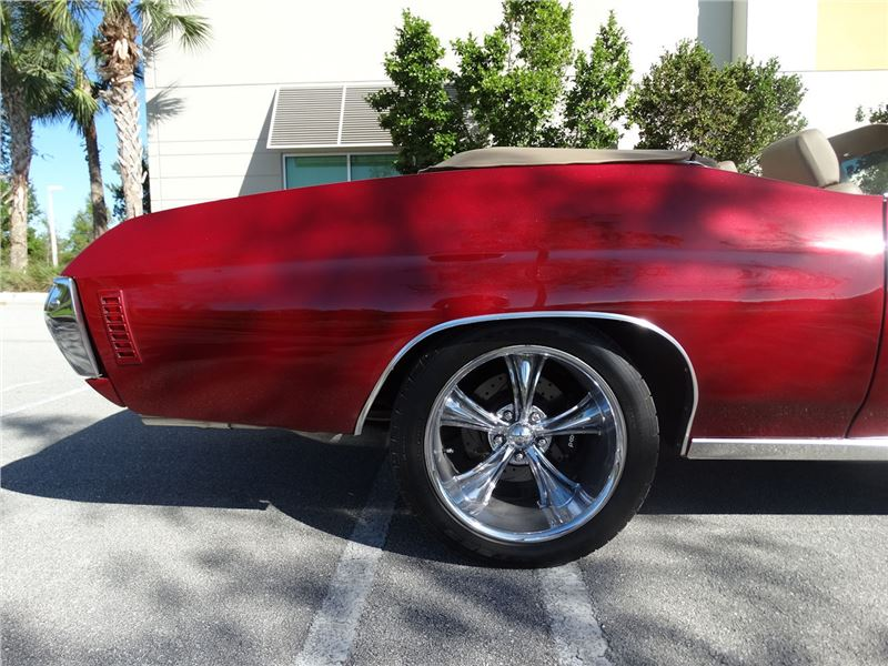 1971 Chevrolet Chevelle for sale in for sale on GoCars