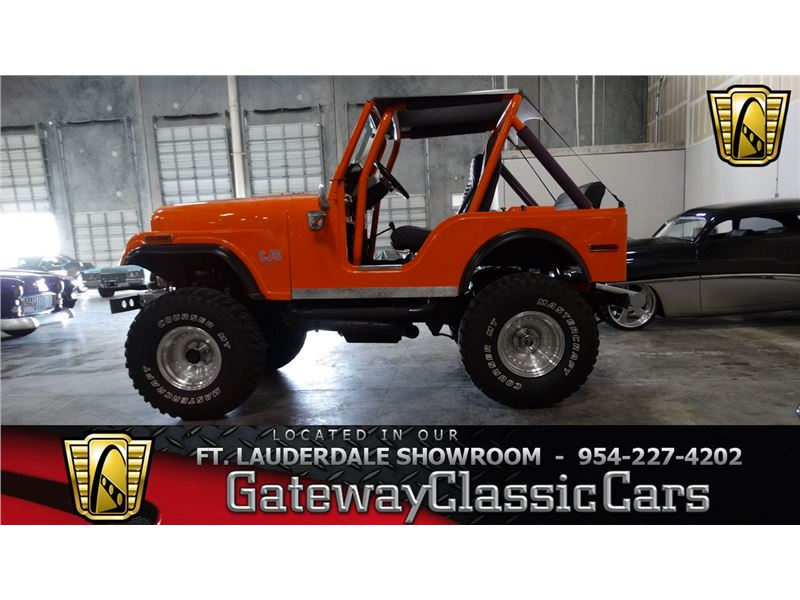 1979 Jeep CJ5 for sale in for sale on GoCars