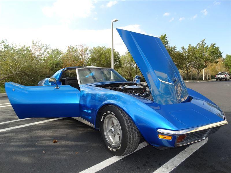 1972 Chevrolet Corvette for sale in for sale on GoCars
