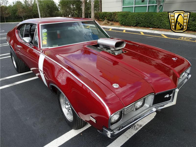 1968 Oldsmobile 442 for sale in for sale on GoCars