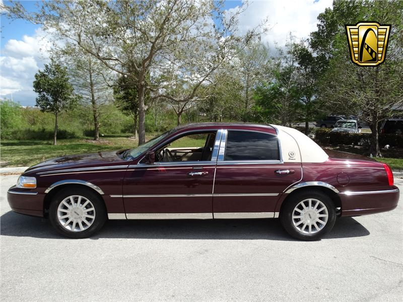 2006 Lincoln Town Car For Sale Gc 30693 Gocars
