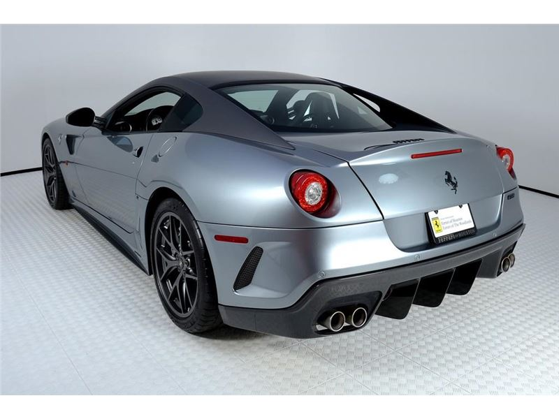 2011 Ferrari 599 GTO for sale in for sale on GoCars