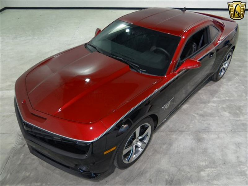 2010 Chevrolet Camaro SS Dale Earnhardt HOF for sale in for sale on GoCars