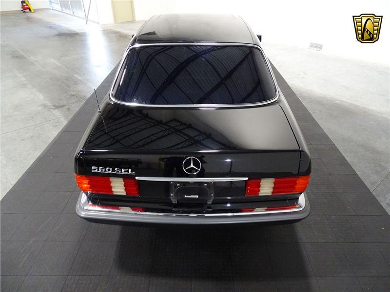 1991 Mercedes-Benz 560SEL for sale on GoCars