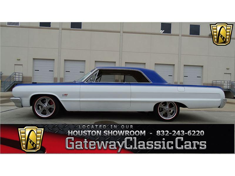 1964 Chevrolet Impala For Sale   GC-30815   GoCars