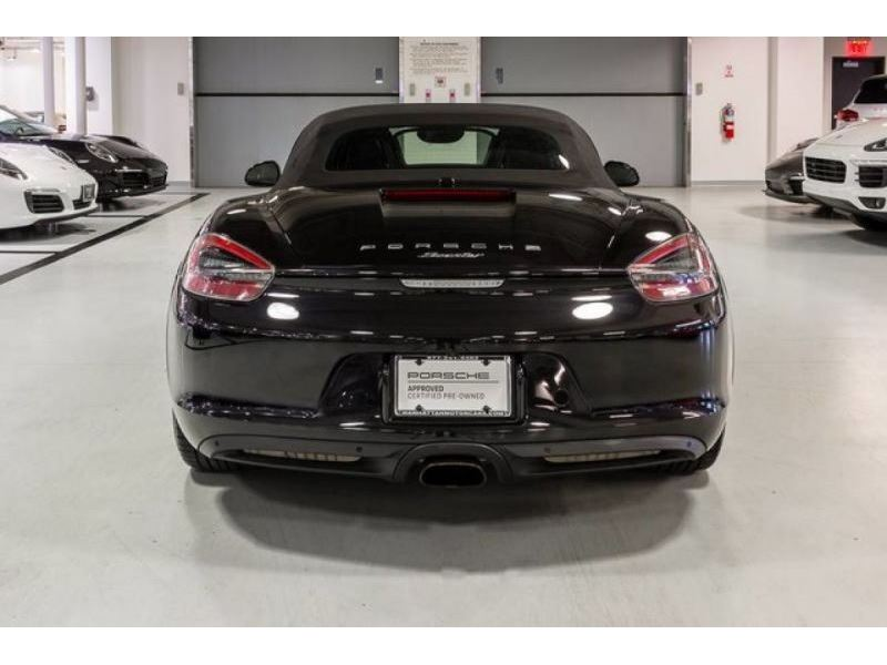 2016 Porsche Boxster for sale in for sale on GoCars